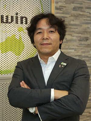 株式会社エコファクトリー 代表取締役社長 村上尊宣