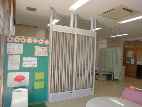 花尾小学校保健室3
