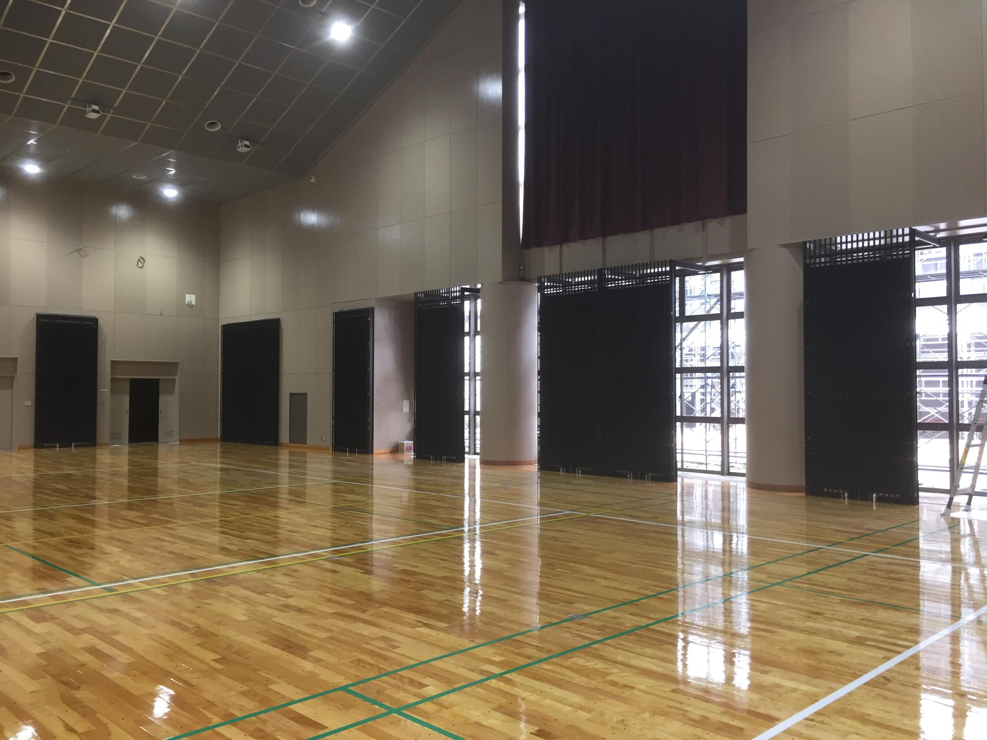 集会室(サブアリーナ)4